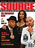 img - for The Source Magazine December January 2018, Issue #273, The Power Issue, The Breakfast Club, Colin Kaepernick, Cardi B, Rihanna, Dr Dre, Jimmy Iovine book / textbook / text book