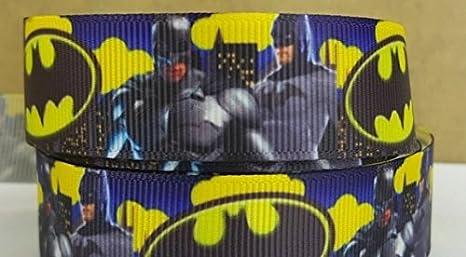 Batman 9 mm 0,95 cm groguén holoacardio para cordones ...