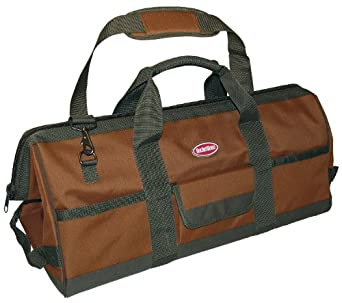 Bucket Boss Bucket Boss 60024 Gatemouth 24 LongBoy Tool Bag