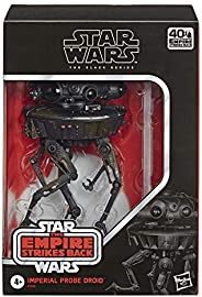 Star Wars The Black Series Imperial Probe Droid 6-inch Scale The Empire Strikes Back 40TH Anniversary Collectible Deluxe Fig