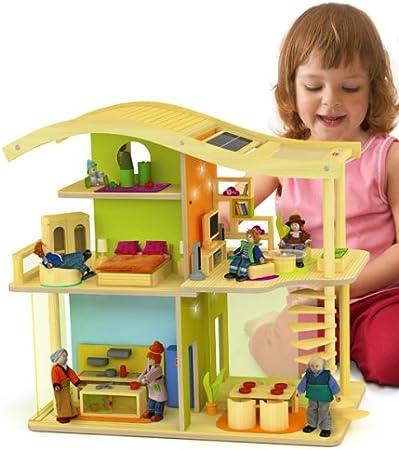 amazon ape casa delle bambole in legno