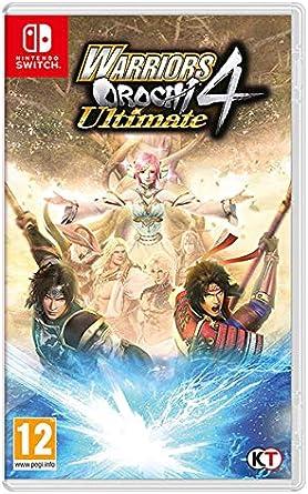 Warriors Orochi 4 Ultimate - Nintendo Switch Game: Amazon.es: Videojuegos