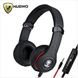 C&C Products NUBWO NT-910 Single Jack Headset With Mircrophone For Cellphone Tablet PC