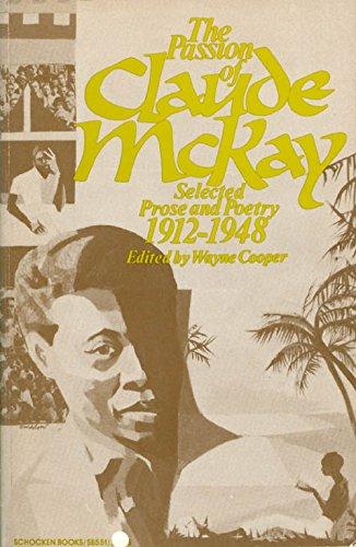 Books : The Passion of Claude McKay