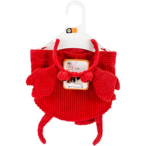 Ethical Pets Crab Dog Costume-Extra