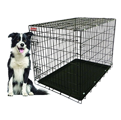 Coleman Plastic Wire (Coleman Wire Kennel For Pets - Medium)