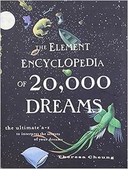 Book Element Encyclopedia 20000 Dreams