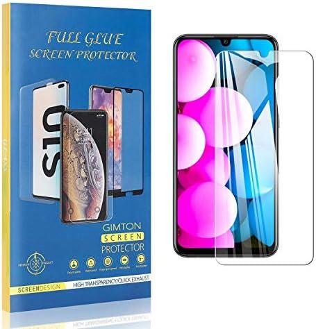 GIMTON Displayschutzfolie für Huawei Honor 10 Lite, 9H Härte Kratzfest Panzerglasfolie, Ultra Transparente Schutzfilm aus Gehärtetem Glas für Huawei Honor 10 Lite, 3 Stück