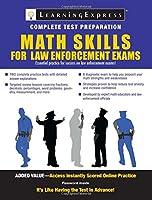 Math Skills for Law Enforcement Exams