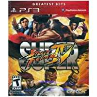 Super Street Fighter IV / Game - PlayStation 3 Standard Edition