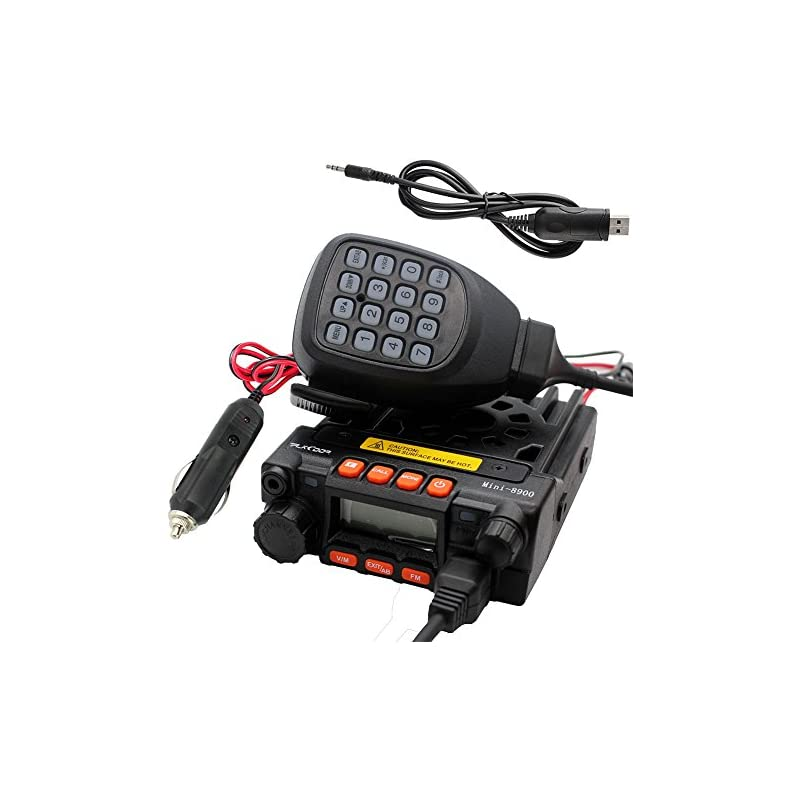 TALKCOOP KT-8900 25/20W UHF VHF Mobile r
