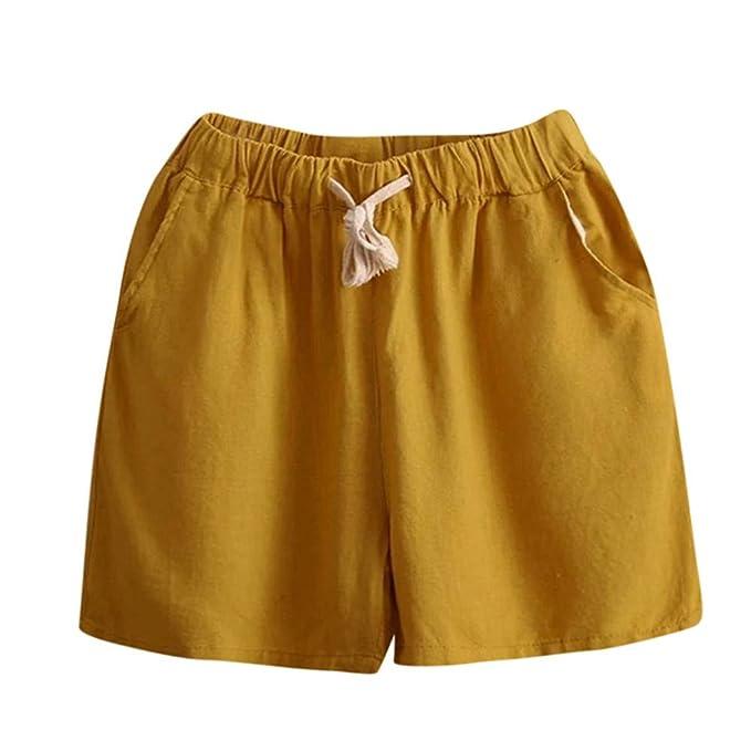 bonito diseño mejores ofertas en nueva llegada FELZ Pantalones Cortos Deporte Pantalones Cortos de Mujer ...