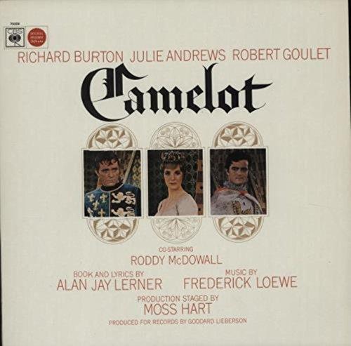 Camelot Vinyl - Camelot