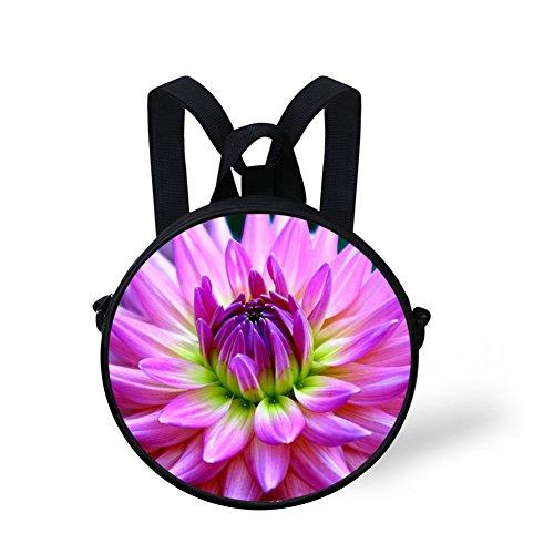 Circle FancyPrint Cross Handbag Print body Round Stylish for Bag Cute W8CCC3116I Women wrqSXA0r