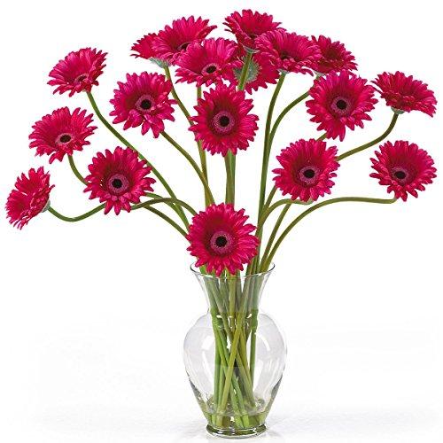 Gerber Daisy Liquid Illusion Flower Arrangement (Beauty) (21