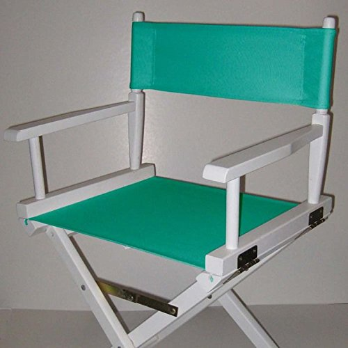 Chair Canvas Single Cushions - Casual Home Director Chair Replacement Canvas, Teal