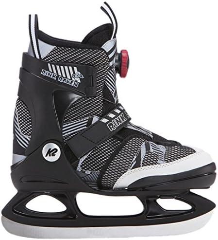 K2 Rink Raven BOA Adjustable Skates