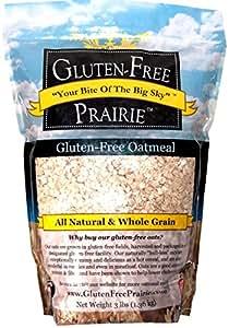 Gluten Free Prairie Oatmeal, 3 Pound