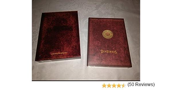 El Señor de los Anillos: Las dos torres Versión extendida DVD ...