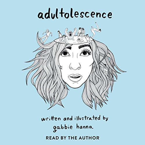 Adultolescence Audiobook [Free Download by Trial] thumbnail