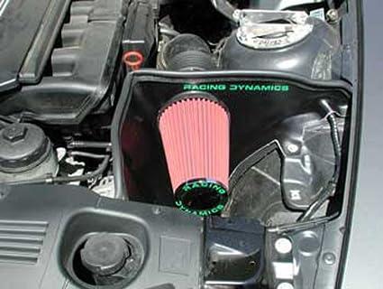 Racing Dynamics Cold air Intake for BMW Z4 2.5i w/Heat Shield