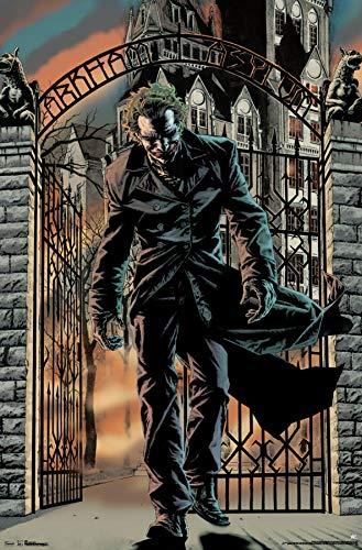 - Trends International Joker - Arkham Asylum Wall Poster 22.375