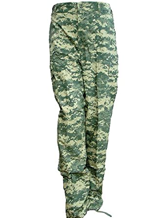 Amazon.com: New BDU Pants - Digital Green Camo - NYCO (Nylon ...