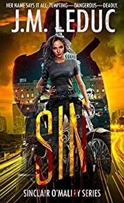 SIN (Sinclair O'Malley Thriller Book 1)