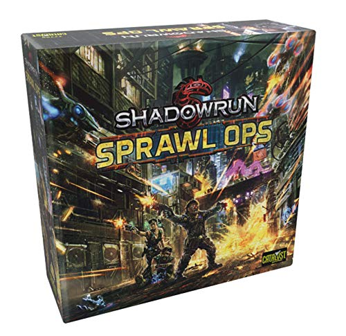 Catalyst Game Labs Sprawl Ops -  77700CAT