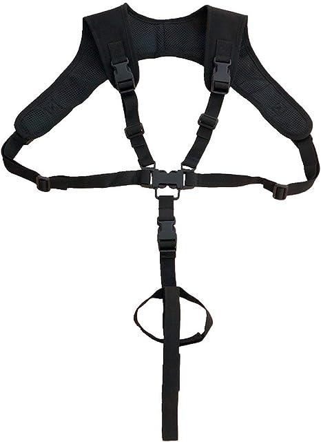 Durable 1000D Nylon P90 Rifle Sling Strap Gun Lanyard Shoulder Strap with Buckle