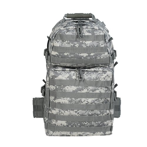 Enhanced Medium MOLLE Assault Pack in ACU Digital Camo, Outdoor Stuffs