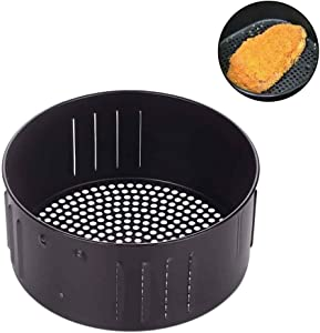 Air Fryer Replacement Basket,For Power Gowise Usa Air Fryer And All Air Fryer Oven, Air Fryer Accessories, Non-Stick Fry Basket