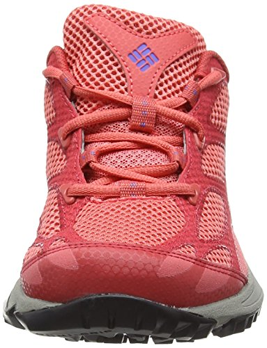 Columbia Conspiracy IV, Zapatos de Low Rise Senderismo, Mujer Amarillo(604)