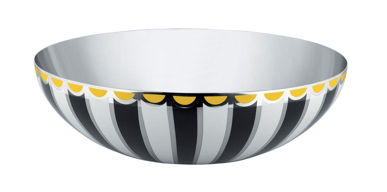 Alessi MW55/32 Circus,Bowl, Multicolor
