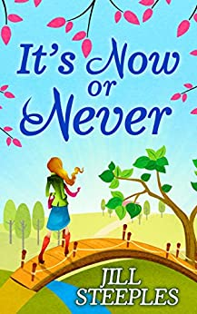 Its Now Never Jill Steeples ebook product image
