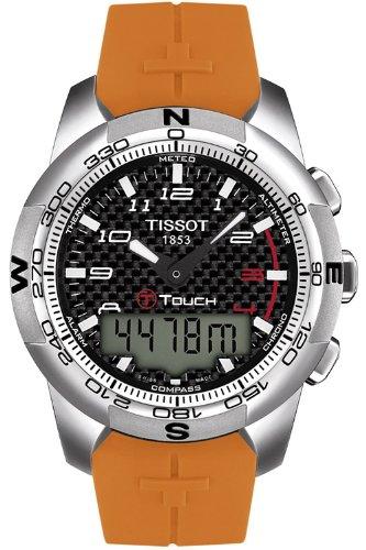 Tissot T-Touch II Black Dial Men's Watch #T047.420.47.207.01