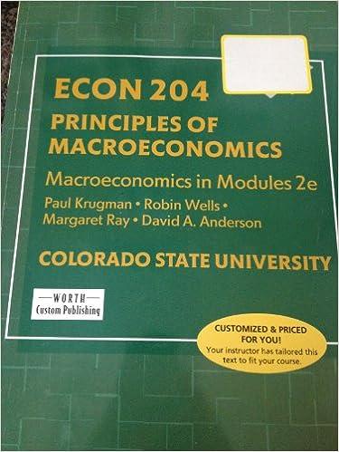 Amazon. Com: macroeconomics, canadian version ebook: paul krugman.