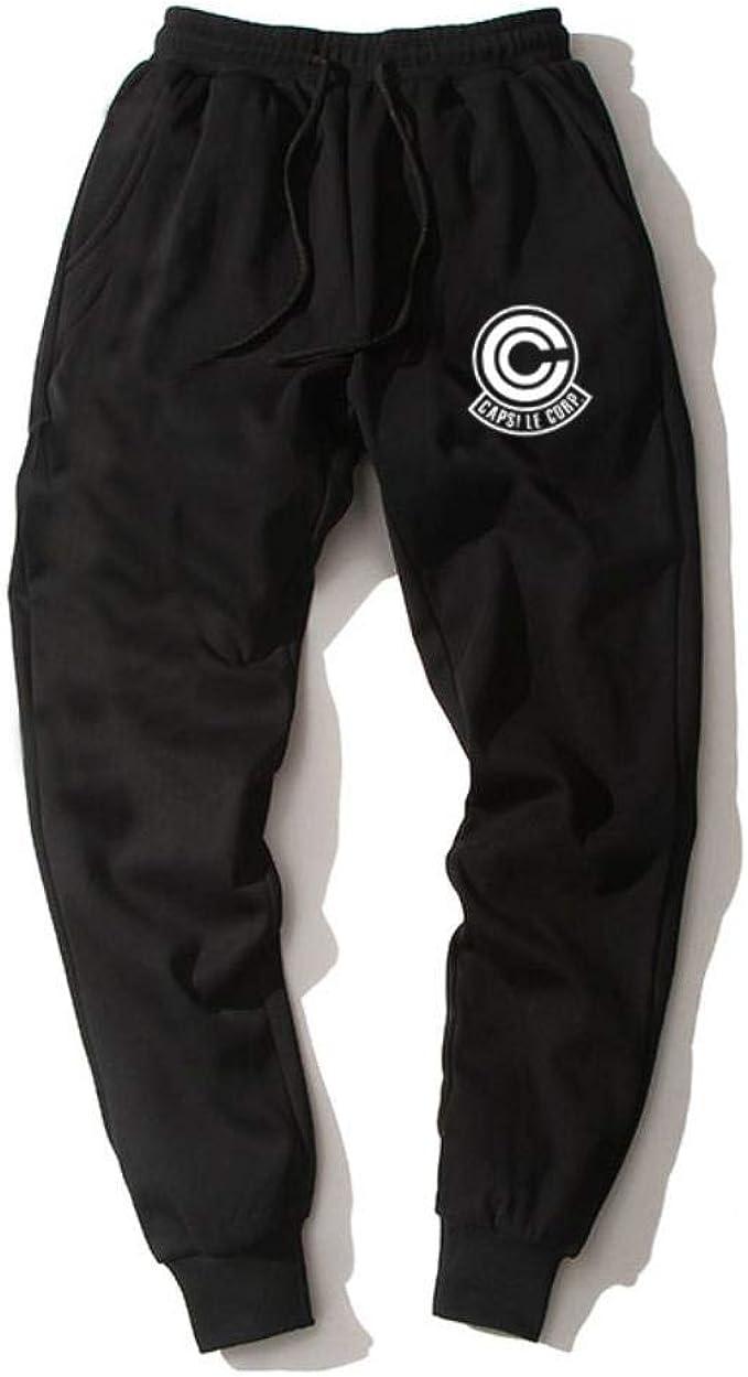 Dragon Ball Hip Hop - Pantalones de chándal Estilo Callejero ...