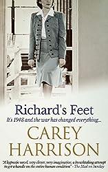 Richard's Feet by Carey Harrison