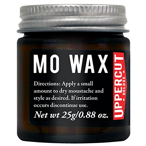 Uppercut Deluxe Mo Wax 0.88 oz - Lightweight, Lightly Scented - Strong Hold]()
