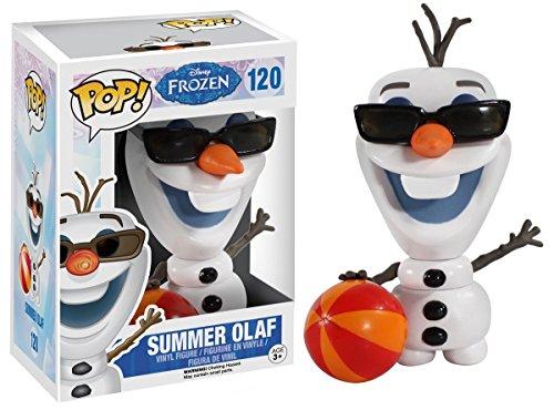 1 X Disney Frozen Summer Olaf Pop! Vinyl Figure