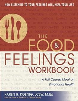 Food Feelings Workbook Course Emotional ebook product image