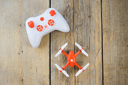 "SKEYE Mini Drone with HD Camera - Aerobatic ""Flip"" Capability - For Beginners and Experts - Stable & Easy to Fly Quadcopter - One Year Warranty"