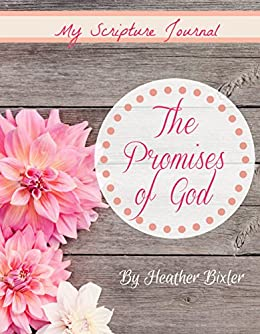 My Scripture Journal: The Promises of God (My Scripture Journal: Bible Reading Plans) by [Bixler, Heather]