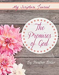 My Scripture Journal: The Promises of God (My Scripture Journal: Bible Reading Plans)