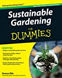 Sustainable Gardening for Dummies, Donna Ellis, 1742169457