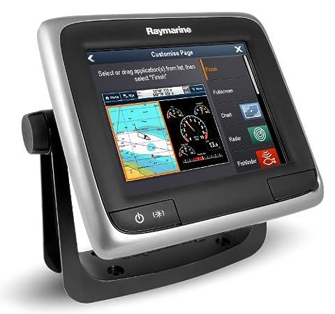 Raymarine a65 Wi-Fi 5.7-Inch Multi-Function Display with Lighthouse US Coastal
