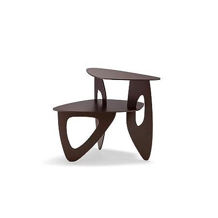 A&D Mesa de café, computadora portátil del Juego Mesa Moderna de ...