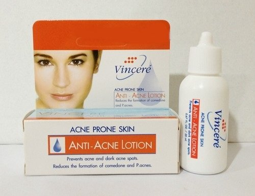 Vin21(Vincere) Anti- Acne Lotion 20ml. [Free for you beauty gift]