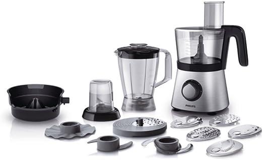 Philips HR7769/00 – Robot de cocina (Cuenco, 30 funciones), color ...